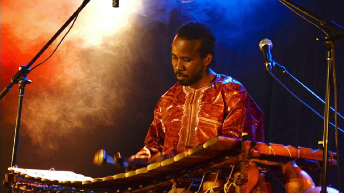 Les Etoiles Nuits d'Afrique with Adama Daou (Mali, Qc) : Soirée Mandinko blues and touareg blues with Aboubar Mazawadje (Niger, Qc)