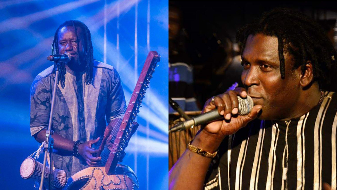 Coup de coeur les Étoiles : Keur Sénégal invite Sadio Sissokho and Joe Mbaye