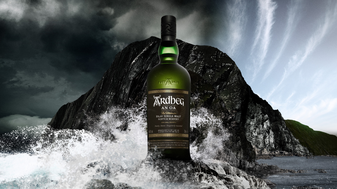 Dégustation de whiskys - Ardbeg all the way