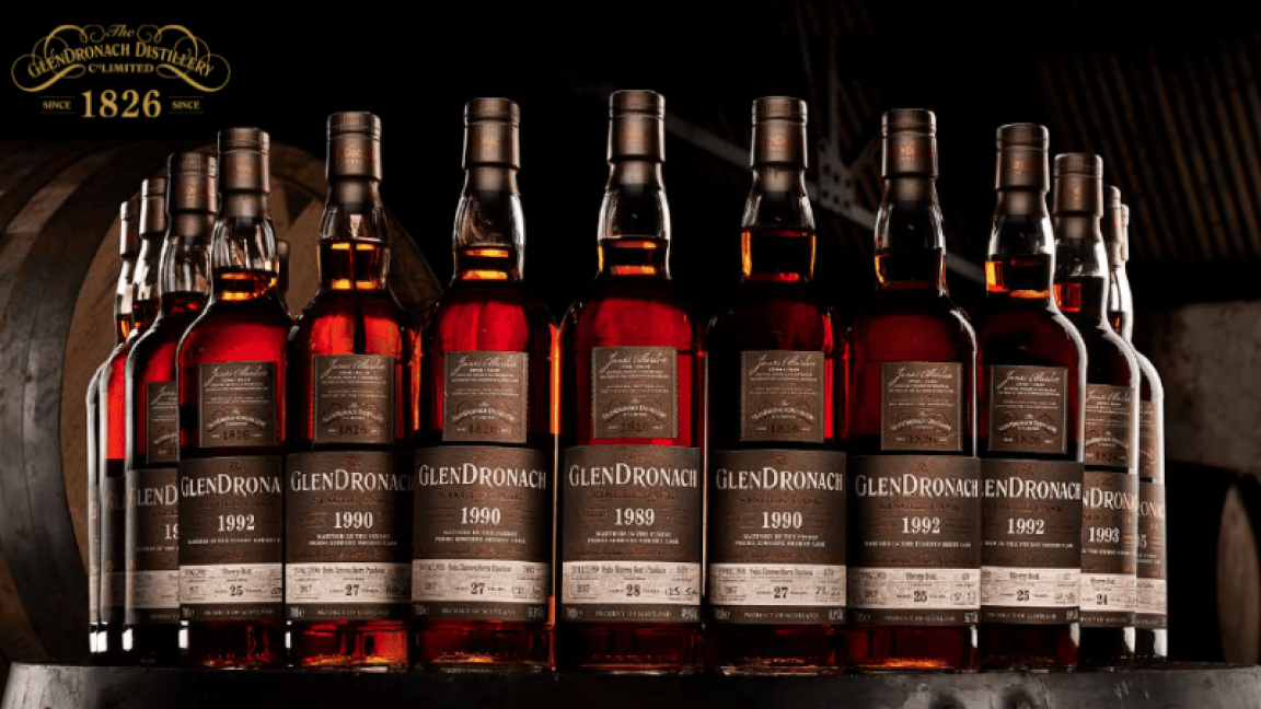 Dégustation Whisky - Glendronach Single Cask