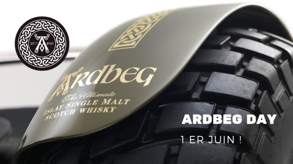 Ardbeg Day - La journée partira en fumée !