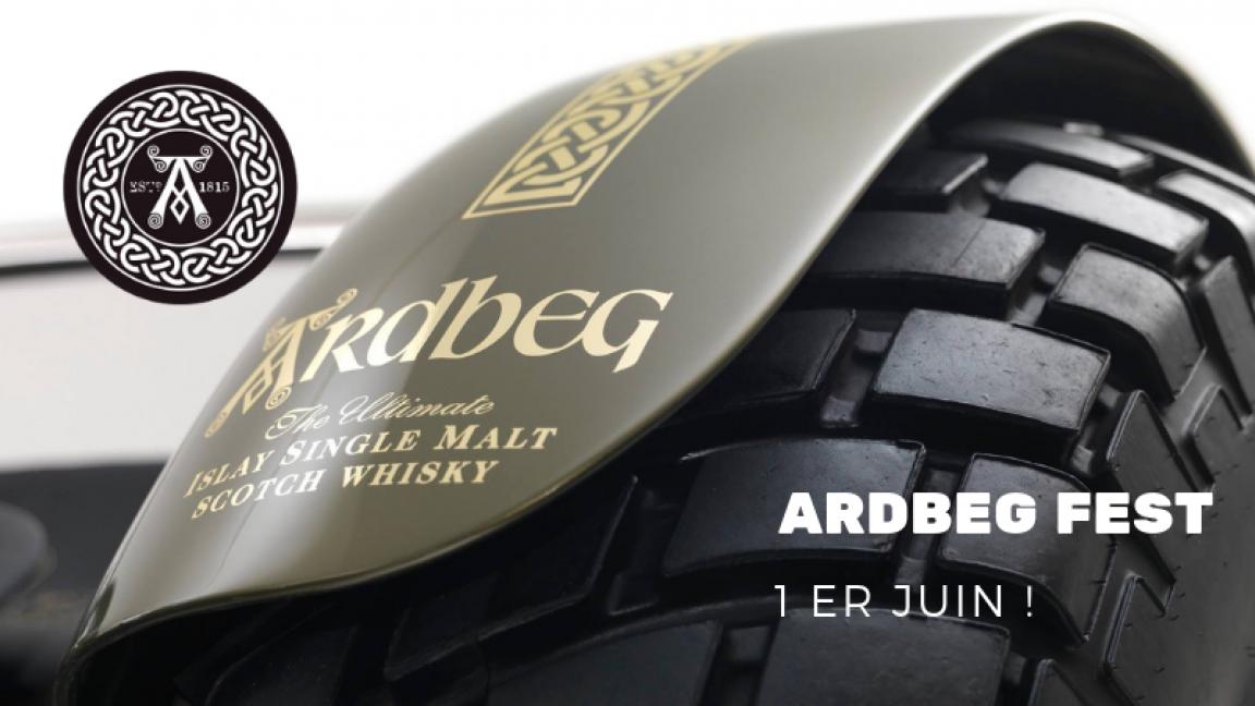 Ardbeg Fest - La journée partira en fumée !