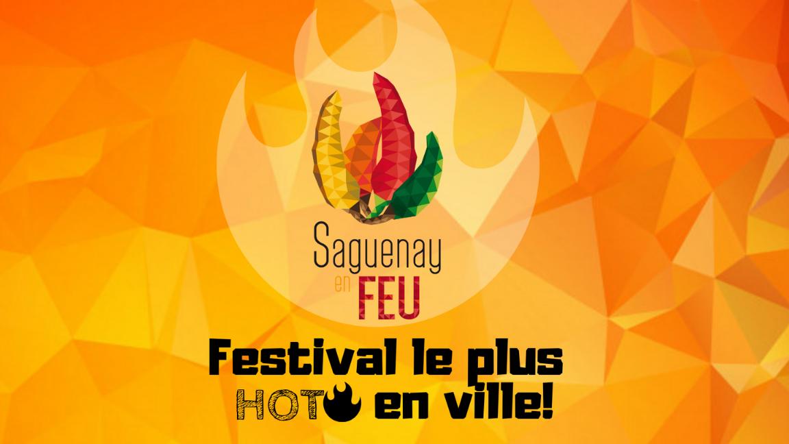 Saguenay en Feu