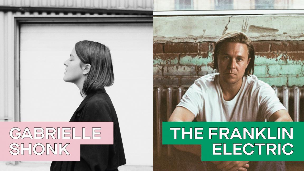 The Franklin Electric et Gabrielle Shonk