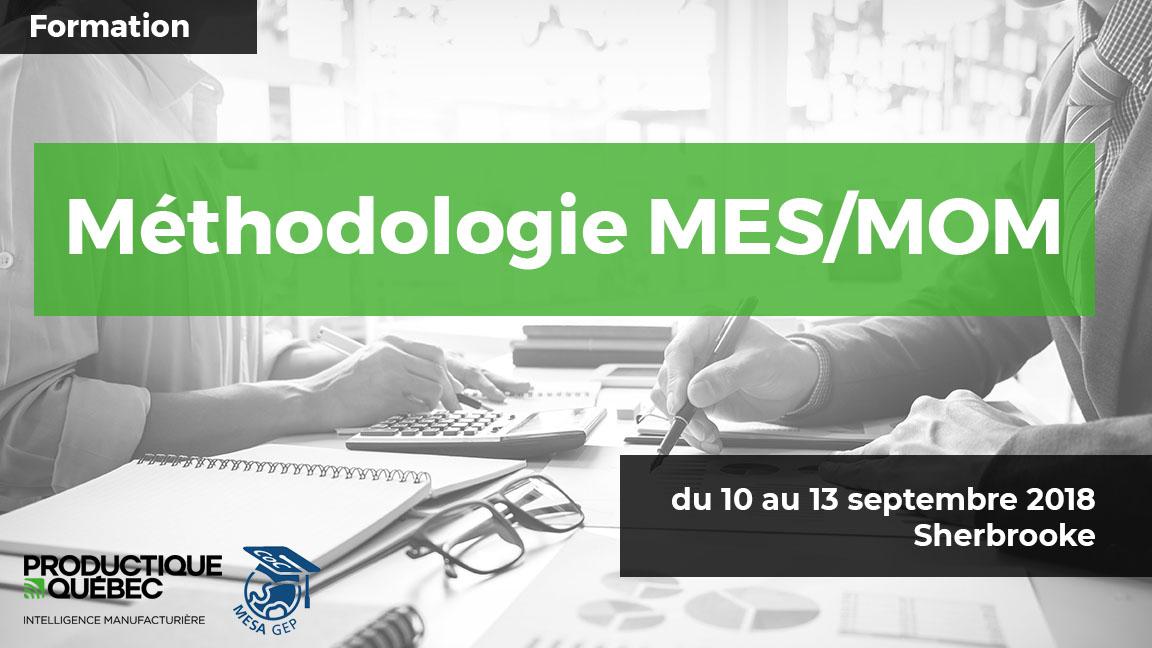 Méthodologie MES/MOM