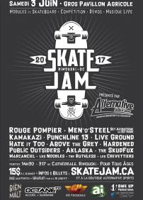 SKATE JAM 2017