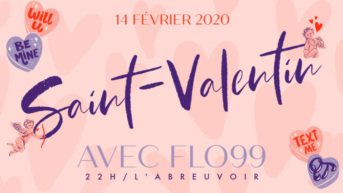 ST-VALENTIN AVEC FLO99