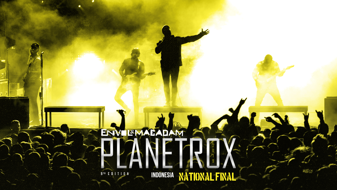 Planetrox Indonesia National Final 2019