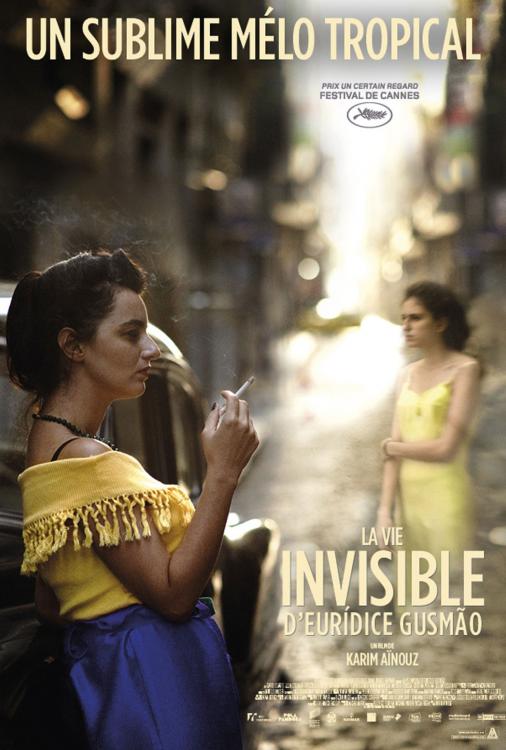 Vie invisible d'Euridice Gusmao, La V.O.S.-T.F.