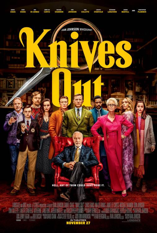 Knives Out V.O.A.