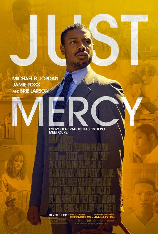 Just Mercy V.O.A.
