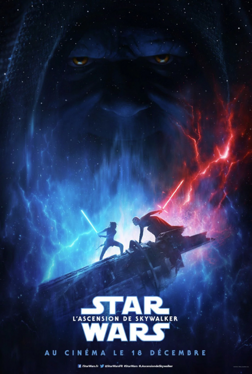 Star Wars - L'ascension de Skywalker V.F.