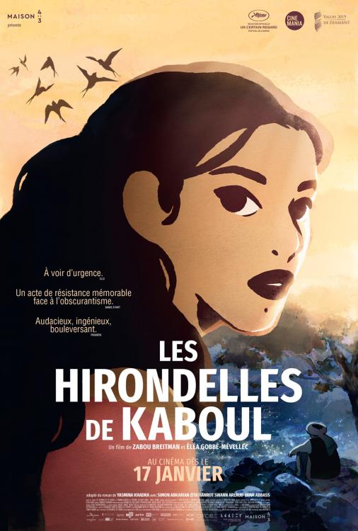 Hirondelles de Kaboul, Les