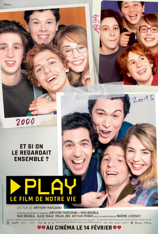 Play, le film de notre vie