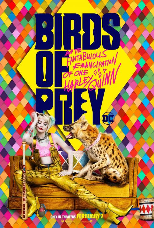 Harley Quinn - Birds of Prey. V.O.A.