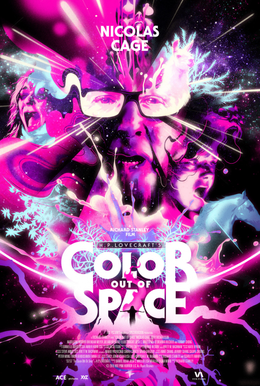 Color Out of Space V.O.A.