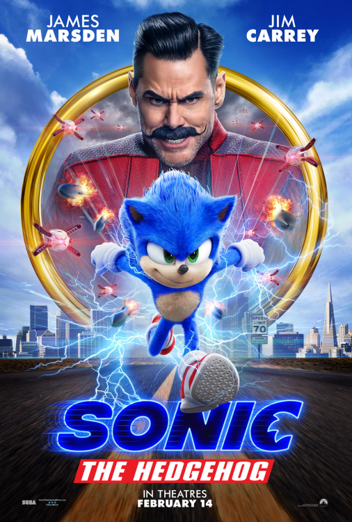 Sonic the Hedgehog V.O.A.
