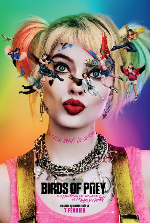 Harley Quinn - Birds of Prey V.F.