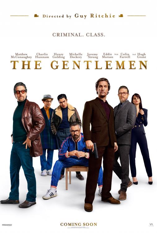 The Gentlemen V.O.A.