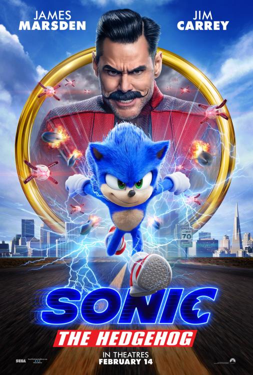 Sonic the Hedgehog V.O.A.