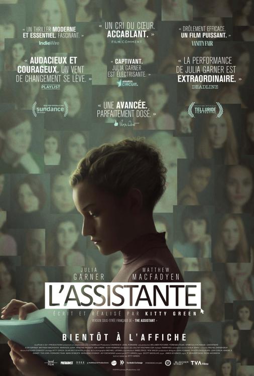 L'Assistante V.O.A.S.-T.F.
