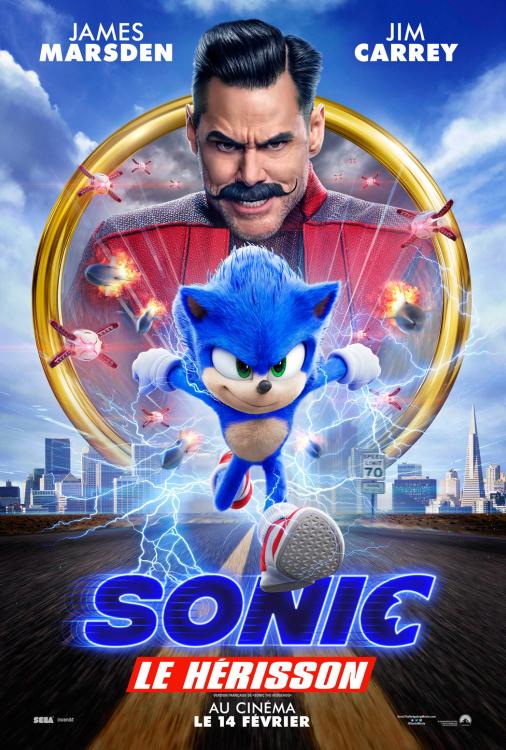 Sonic le hérisson V.F.
