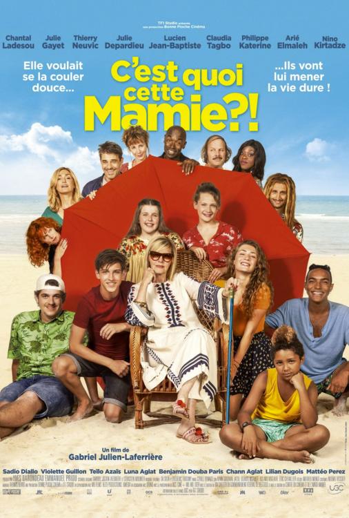 C'est quoi cette Mamie?!