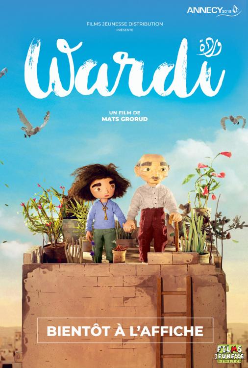 Wardi (Ciné-Concert)