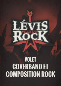 Lévis, ville du Rock - 20 janvier 2018