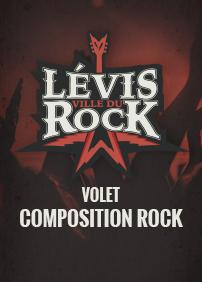 Lévis, ville du Rock - 9 mars 2018