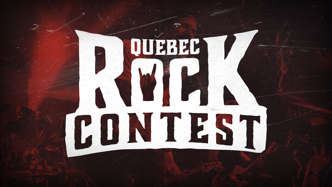 Quebec Rock Contest - 15 mars 2019