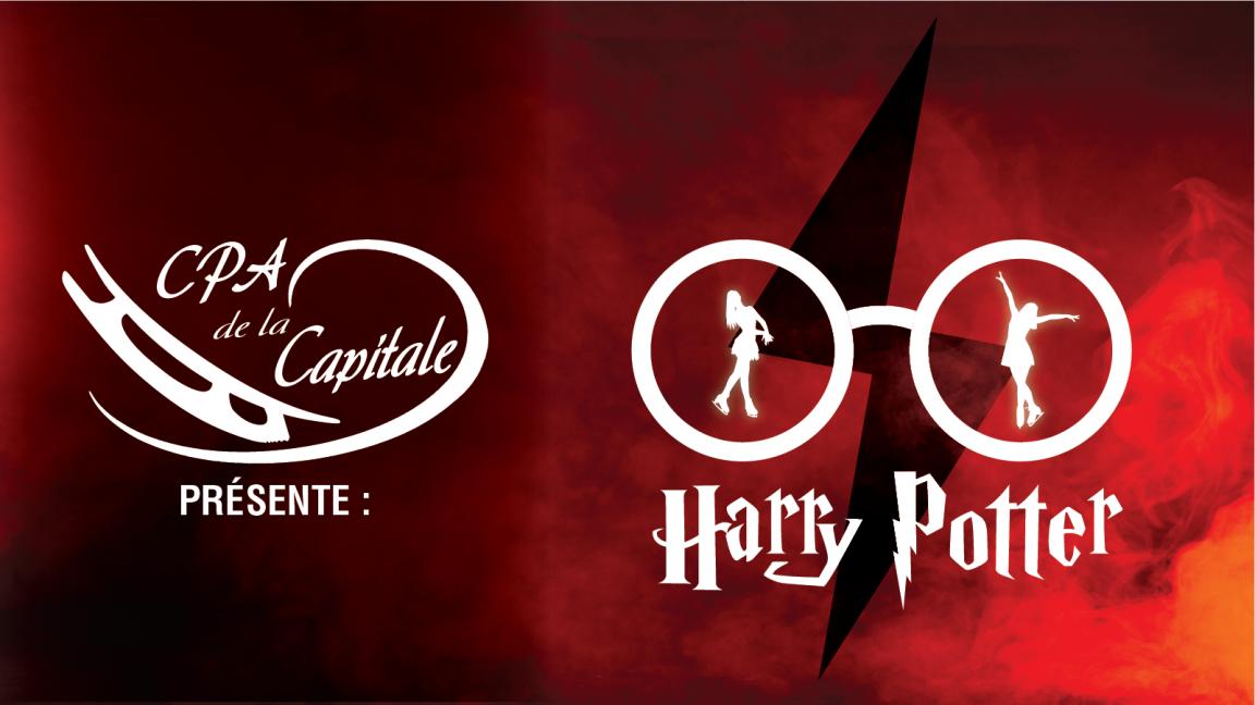 ANNULÉ-Harry Potter sur Glace par le CPA de La Capitale
