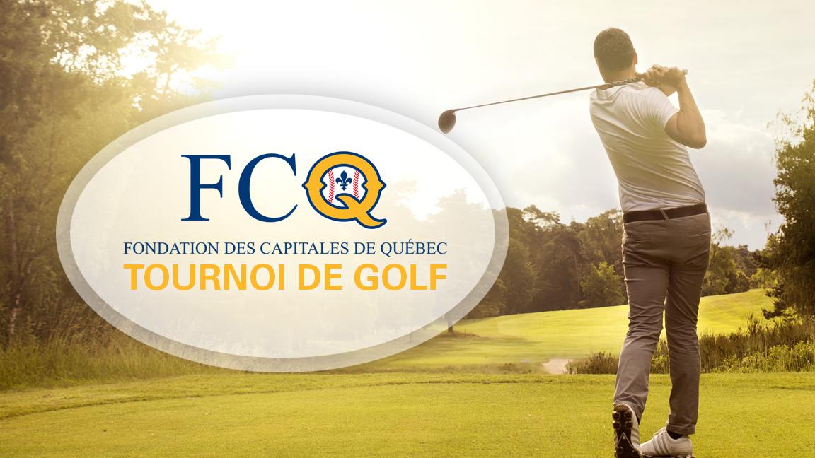 Tournoi de Golf de la Fondation des Capitales de Québec