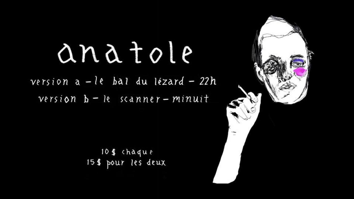 Anatole - Dernière à Québec