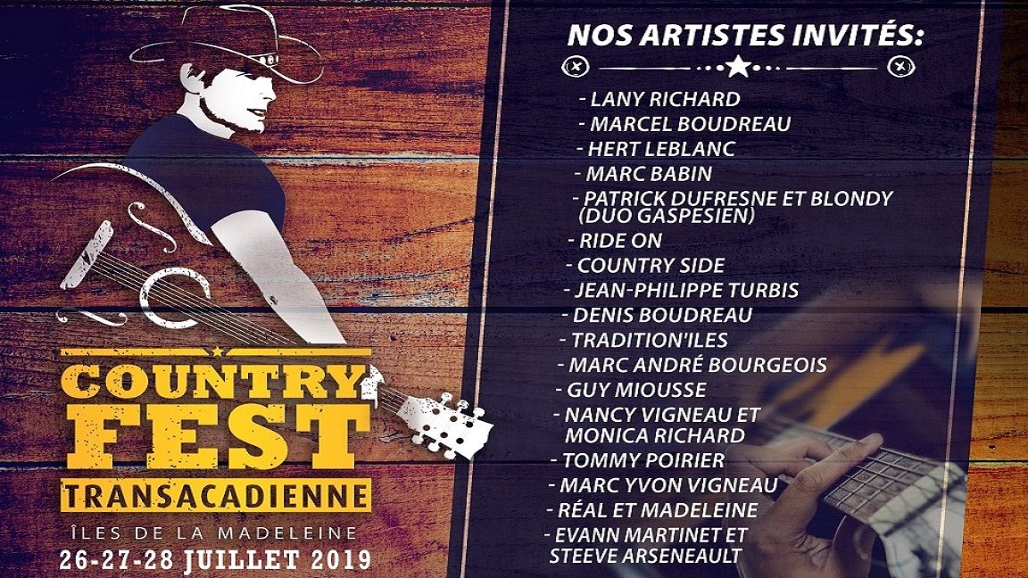 Country Fest Transacadienne
