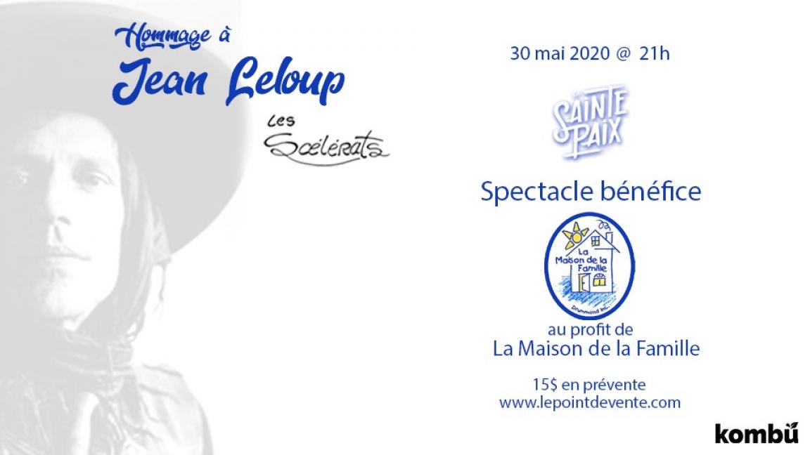 Show hommage à Jean Leloup