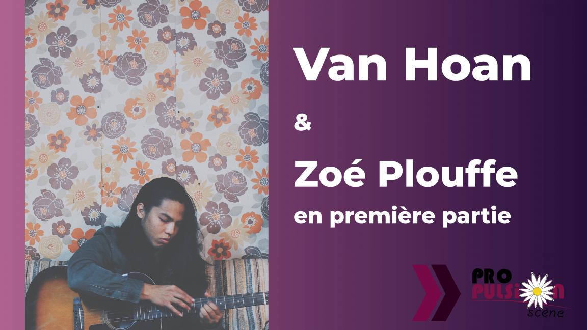 Van Hoan et Zoé Plouffe