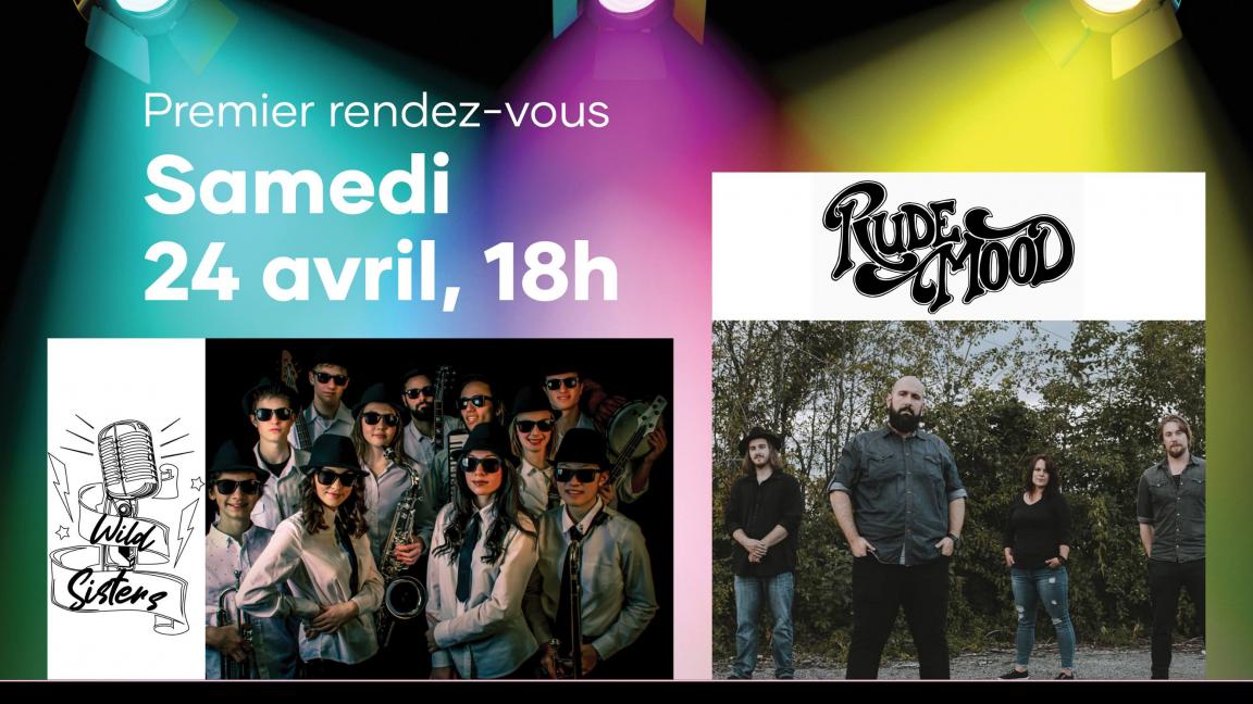 Le grand groove solidaire d'Argenteuil en Blues (En salle)