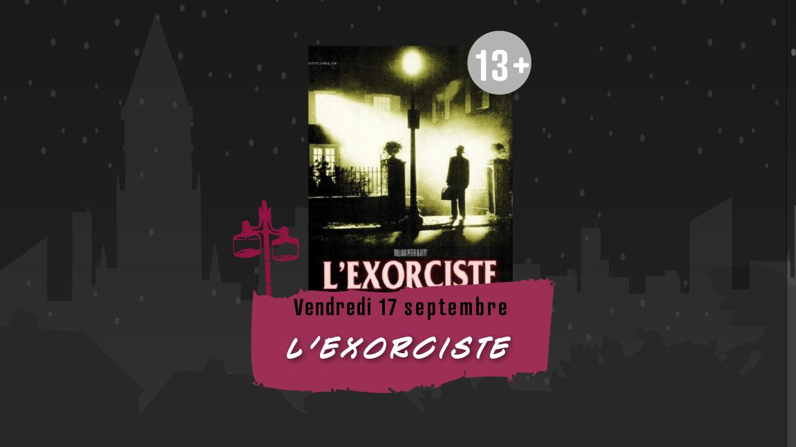 Ciné-Parc Urbain d'Arvida - L'exorciste