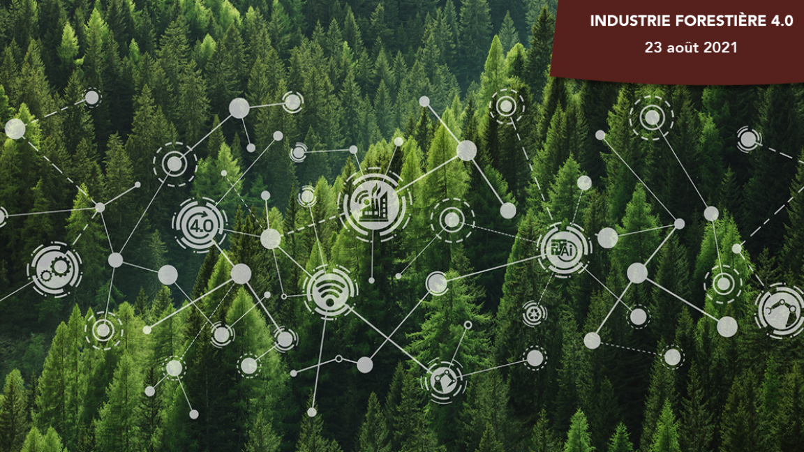Industrie forestière 4.0