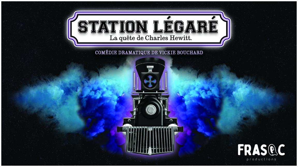 (REPORTÉ) Station Légaré