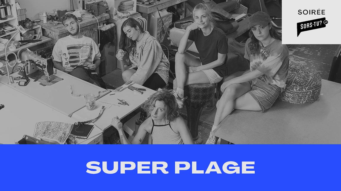 CCF20 - Super Plage