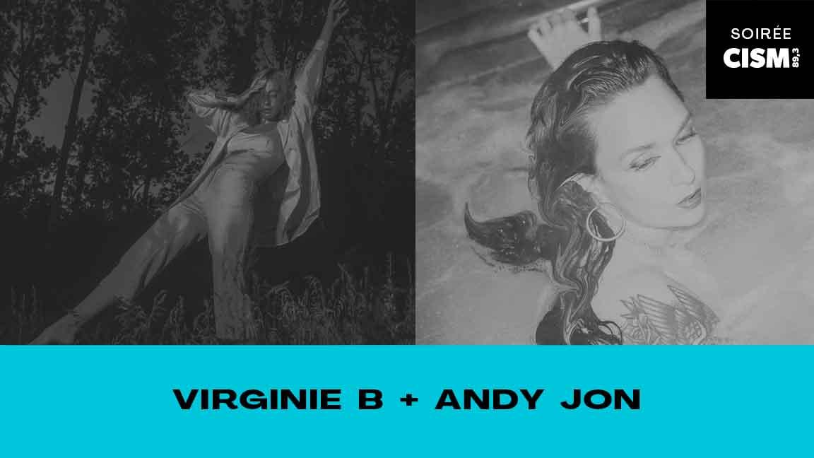 ANDY JON + VIRGINIE B #CCF21