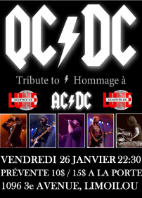 HOMMAGE A AC/DC