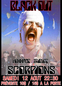 HOMMAGE A SCORPIONS
