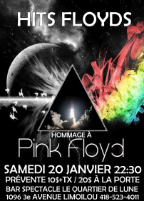 HOMMAGE A PINK FLOYDS