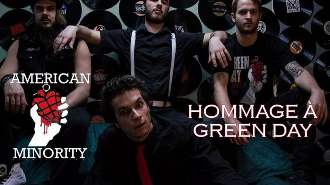 Hommage à Green Day