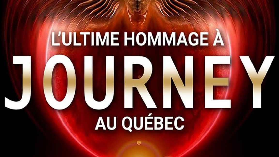 HOMMAGE À JOURNEY