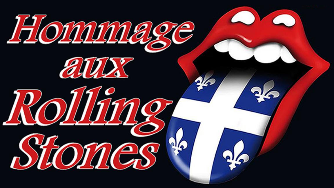 HOMMAGE AU ROLLING STONES
