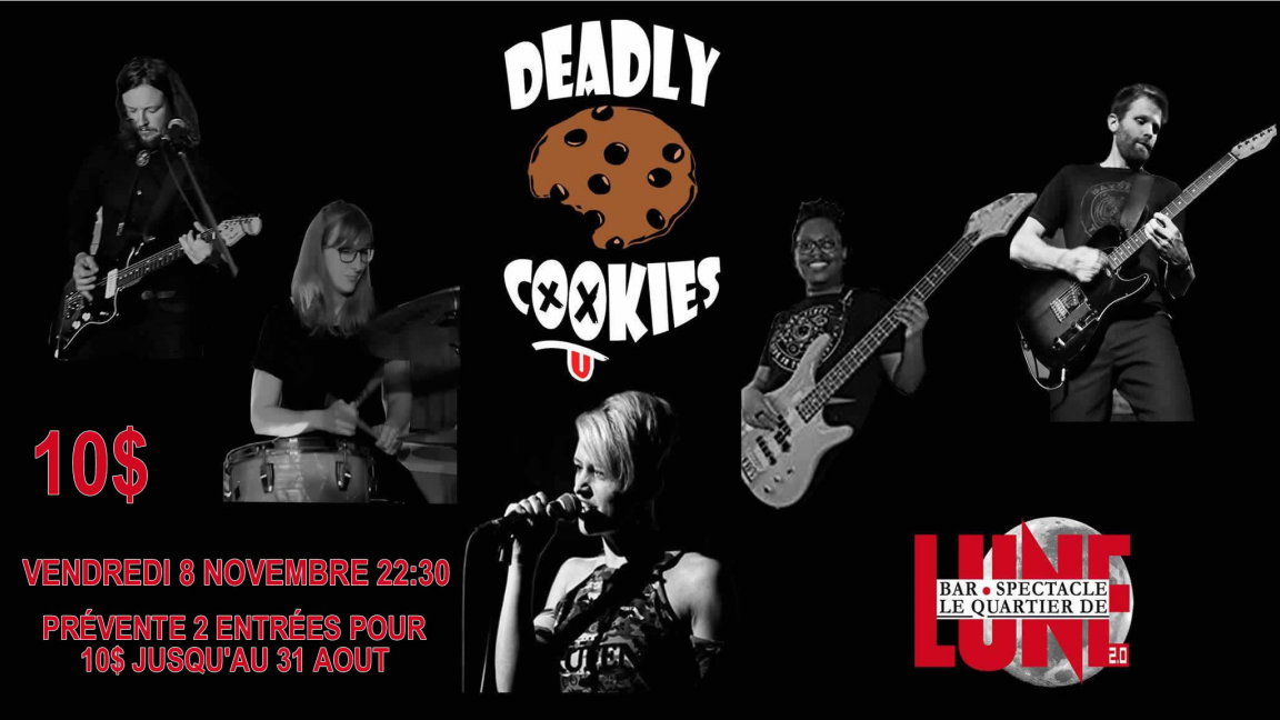DEADLY COOKIES
